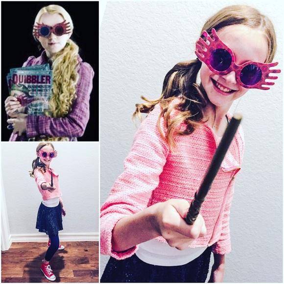 Harry Potter Costumes Cosplay Luna Lovegood Spectrespecs Poshmark
